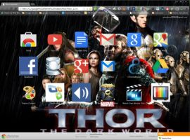 Thor 2 by SPCM2011