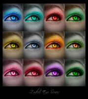 Zodiac Eyes - Full Set by Magica-28