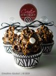 Rocky Road Faux Cupcakes by CreativeAbubot