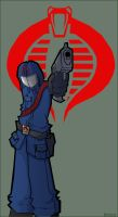 Cobra Commander by wolfgangh