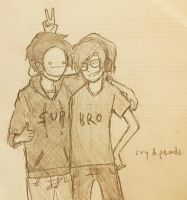 sup bro by Aulec