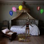 Annabelle's Balloons by Reddawgi