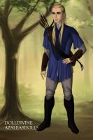 Legolas in Blue by Kailie2122