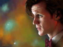 'Ancient and forever' FINAL VERSION - (Doctor Who) by DarrenCarnall