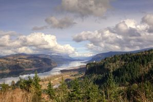 Crown Point HDR by danporter