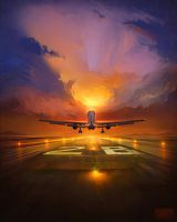 Last Flight by RHADS