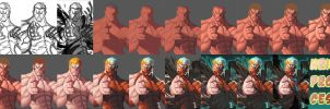 Urien Progress by Zatransis