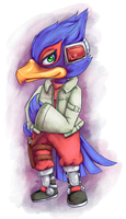 -Falco- by Lady-of-Link