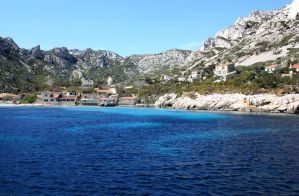 Marseille: calanques by YunaHeileen