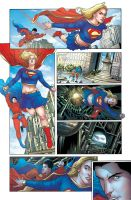 Test Page Superman by diogonascimento