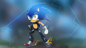 Sonic- Fallen Star- Eggman's Dark Deeds by Absolhunter251