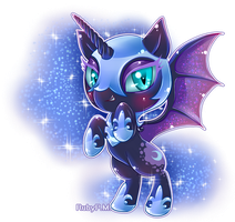 Nightmare Moon by RubyPM
