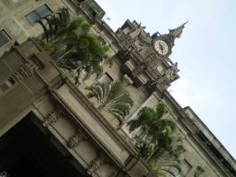main building of UST by prettyblush
