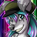 Hyacinth Icon by WolfRoxy