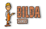 Bilda Games Logo Design by YeshuaNel