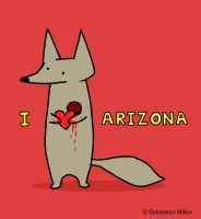 I Heart Arizona by sebreg