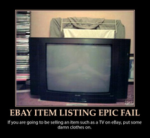 eBay Item Listing Epic Fail by MrAngryDog