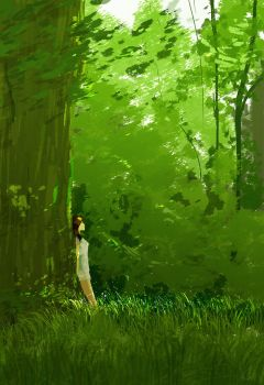 Breathe in breathe out... by PascalCampion