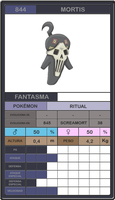 Mortis - fakemon by Cosworth40