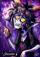 Gamzee- B-day Gift by Skelizard
