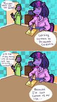 Ive Lost Control Of My Life by CrownOfSpadez