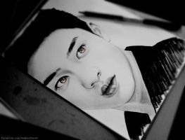 Kyungsoo by e-ien