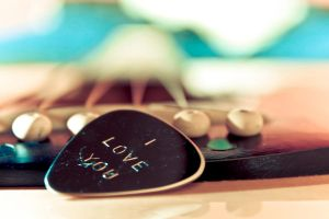 I Love You... And Music... by Thephoenix9811