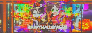 Happy Halloween by Thoxiic-Editions