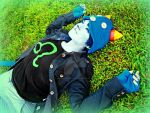 Nepeta by simple-minded-saul