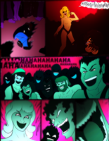 Rise of The Devilman- 86- Vicious rabble by NickinAmerica