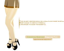 The Short Skirt Theory by dehog