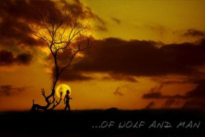 ...of Wolf and Man by ryandws