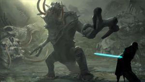 Force Unleashed scr 3 by NoOne00