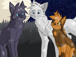 Starclan Is Here by Miiroku