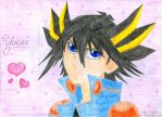 Yusei - many hearts by ILuvJesse