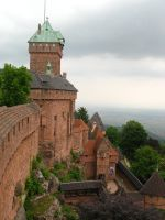 Castle Stock 01 by Malleni-Stock