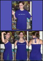 Tshirt Modification 8 by mistr3ssquickly
