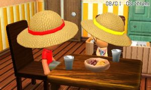 Straw hat day by AnnaTheWonderGirl01