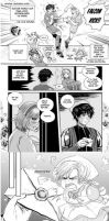 Hetalia doujinshi Lovino and the Bear 03 by mitssuki