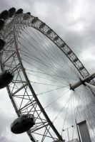 London Eye 3 by LyndaWithaWhy
