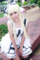 Chobits Chii - Nee~ Play with me by Spinelo