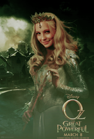 Candice Accola/OZ the Great and Powerful by MidnightRippah