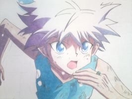 Killua preview by Felix-Alvarez