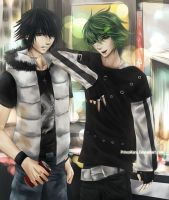 City Boys by PrinceKara