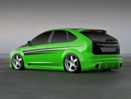 Ford_focus-tu by hamed2si