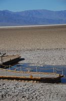 Death Valley- bad water by ajithrajeswari