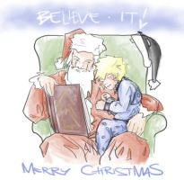 Merry Christmas by red3erry