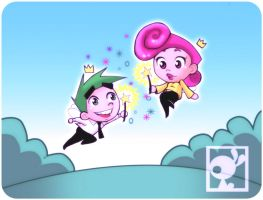 The Fairly OddParents by PunejaZombie
