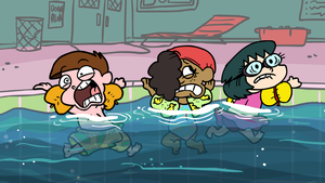 Swimming Class by AnimatEd