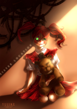 FNAF 5: Sister Location [+Speedpaint] by yuuike